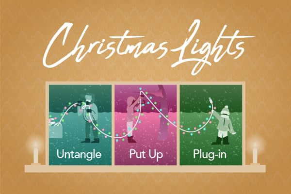 Untangle the Lights Image