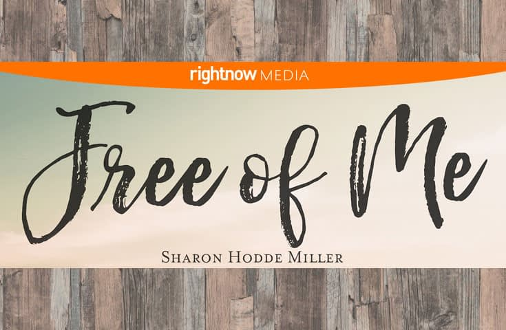 Free of Me by Sharon Miller
