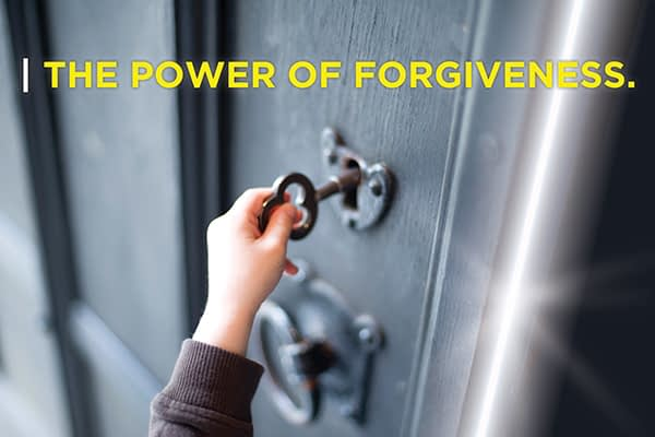 Forgiving God Image