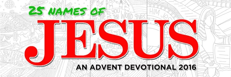 Advent Readings 2016: Week 5