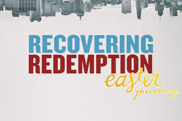Recovering Redemption Image